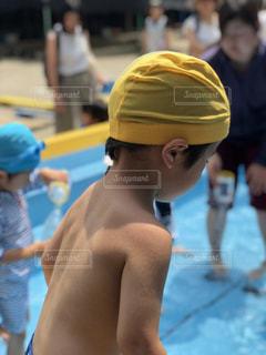 子ども,夏,プール,夏休み,水遊び,水泳帽,夏バテ,熱中症,熱中症対策
