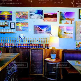 ハワイカイのステキなカフェの写真・画像素材[1540495]