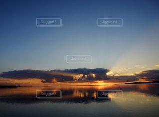 夕日の写真・画像素材[1236343]