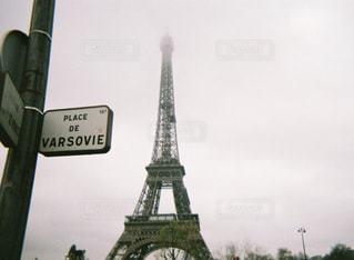 エッフェル塔の写真・画像素材[1236345]