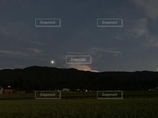 空の雲の写真・画像素材[1417453]