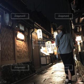 先斗町の写真・画像素材[1671608]