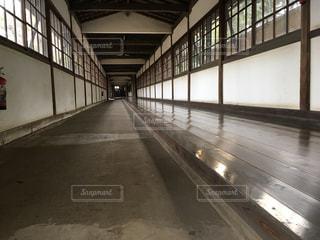 総持寺の百間廊下の写真・画像素材[1248363]