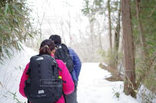 自然,風景,屋外,晴れ,雪山,登山,運動,トレーニング,日中