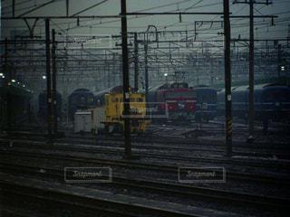 想い出鉄道写真の写真・画像素材[1254082]