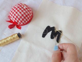 お部屋,ハンドメイド,手芸,刺繍,アップリケ刺繍