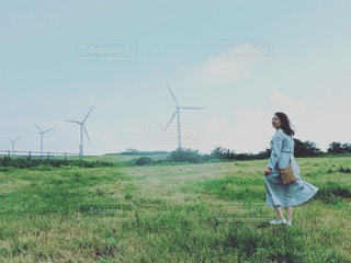風のまちの写真・画像素材[1317011]