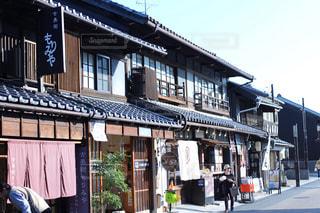 犬山城下町の写真・画像素材[1257342]