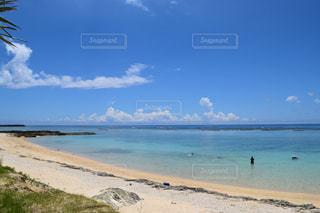 真夏の海の写真・画像素材[1391269]