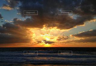 sunset,japan,island,Hokkaido,beachside,rebun