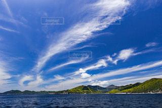 空に広がる無数の雲の写真・画像素材[1316252]