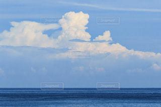 入道雲の写真・画像素材[1385907]
