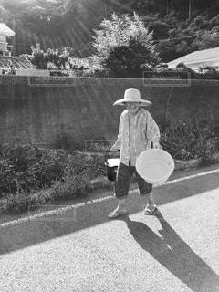 最高齢の海女さんの写真・画像素材[1396016]