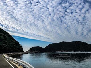 自然,空,秋,雲,景色,秋空