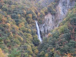 秋,紅葉,滝,長野,志賀高原,澗満滝