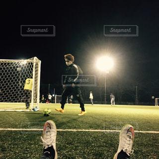 スポーツ,ボール,サッカー,フットサル,芝,スパイク