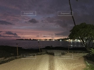 砂浜,旅行,ハワイ島