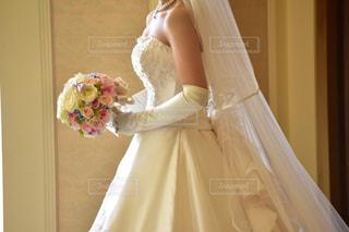 ウェディング ドレスの人 - No.1247733