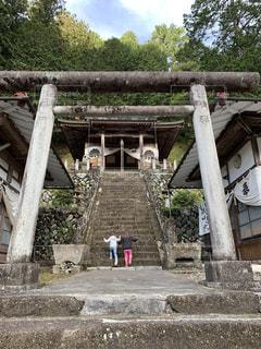 神社へ参拝の写真・画像素材[2515218]