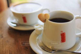 ハートの砂糖の写真・画像素材[1411256]