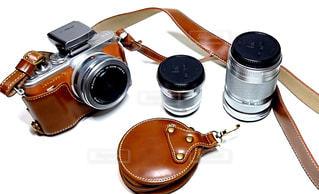 愛機のカメラとレンズの写真・画像素材[1656117]