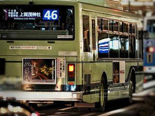 京都市バスの写真・画像素材[1668385]