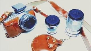 一眼ミラーレスカメラの写真・画像素材[3417119]