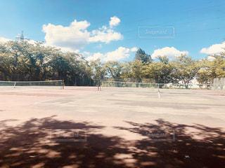 スポーツ,テニスコート