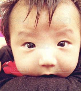 子供,赤ちゃん,驚き,新生児