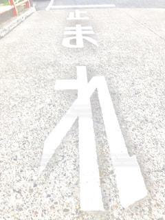 冬,屋外,白,道路,標識,道,千葉,通り,ホワイト,アスファルト,黒と白