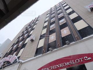 建物,雪,屋外,白,小樽,外観,通り,ホワイト,フォトジェニック