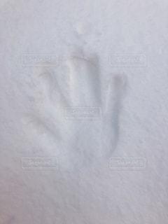 雪,白,小樽,ホワイト,手形