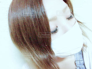 風邪対策の写真・画像素材[1672461]