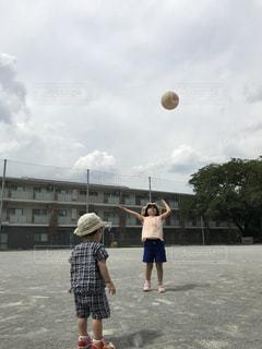 スポーツ,ボール,遊び,真夏