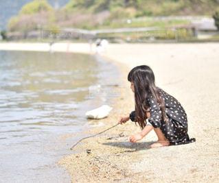 海 少女の写真・画像素材[1266736]