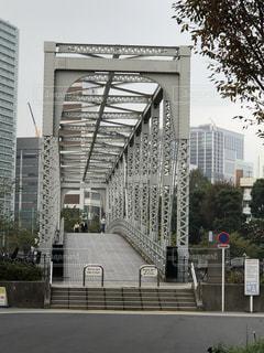 橋,屋外,景色,都会,天王洲アイル,白い橋,ホワイトカラー