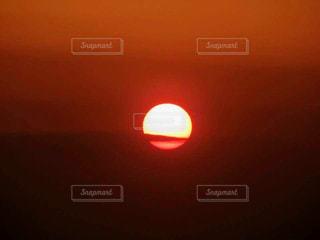 風景,空,夕日,太陽,雲,夕暮れ,オレンジ,光