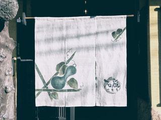 お店の暖簾の写真・画像素材[2915468]