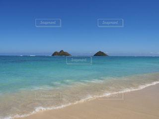 ハワイ ライカニビーチ 全米一美しいビーチの写真・画像素材[1262536]