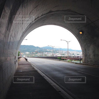 橋のビューの写真・画像素材[1395787]