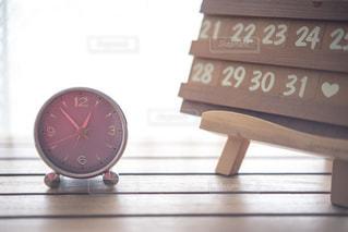 時計&カレンダーの写真・画像素材[2894346]