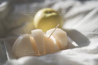 梨の写真・画像素材[3711890]