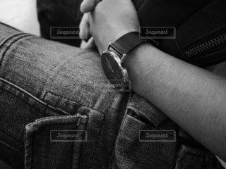 腕時計の写真・画像素材[3783867]