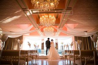 結婚式フォトの写真・画像素材[1264247]