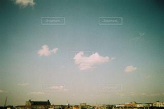 静謐な空の写真・画像素材[1265183]
