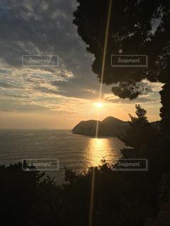 夕日,夕暮れ,クロアチア,アドリア海,貸切,自然の神秘,優雅な時間,ドュブロクニク,綺麗すぎる