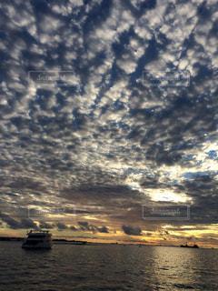空,モルディブ,夕日,雲,幻想的,ダイビング,クルーズ,インド洋,マレ,船上生活