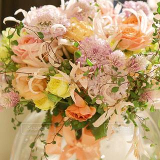 花の花束の写真・画像素材[2122345]