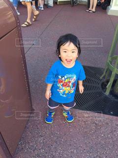 子供の写真・画像素材[1419525]