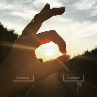 空,夕日,屋外,夕陽,城ヶ島公園